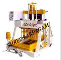 Concrete Block Making Machine