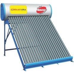 100 LPD ETC Solar Water Heaters