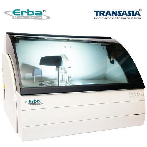 em 200 automated random access clinical chemistry analyzer rh indiamart com