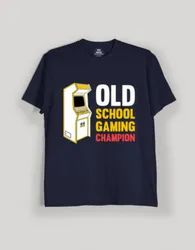 Old School Gaming T-Shirts