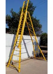 FRP Self Supporting Extension Ladder