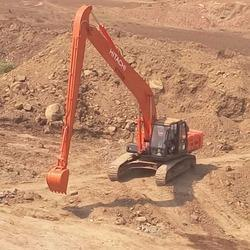i-Prid Long Reach Excavator Attachment