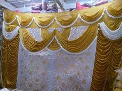Golden Color Sidewall Tent