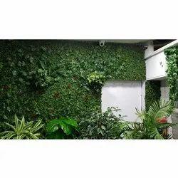 Pvc Modern Vertical Garden, For Outdoor