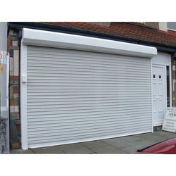 Paint Coated Automatic Rolling Shutter