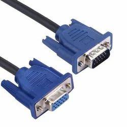 Blue 15 Pin VGA Connector
