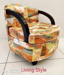 LS Wooden Designer Arm Chair