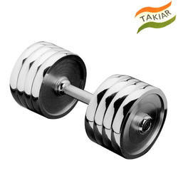 Stainless Steel Gym Dumbbell