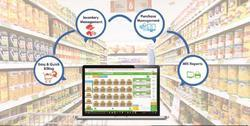 Self Online/Offline Supermarket Software, For Commercial, 5.0.0