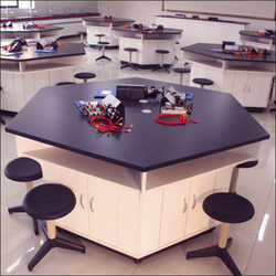 Physics Lab Table