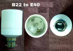 Adapter B22 To E40