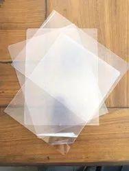 A4 Size Transparent PC film