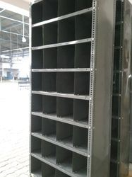 Slotted Angle Hole Rack