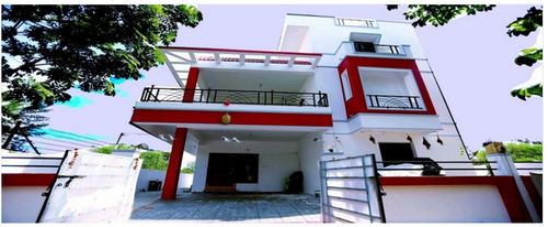 4 BHK West Facing Villa In Jntu-hitech City Road