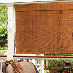 Balcony Bamboo Blinds