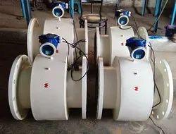 Insertion Ultrasonic Flow Meter Sonokit