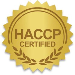 HACCP Certification Consultant