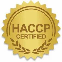 HACCP Certification Consultant