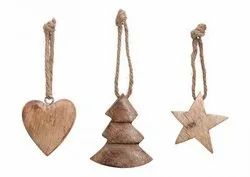 Multi Shape Christmas Ornaments For Xmas Tree Ornament