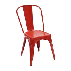 Red Color PP Chair