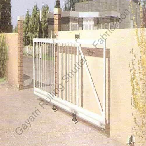 Sliding Gates Manual Sliding Gates Manufacturer From Surat