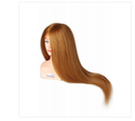 33 Inch 320 Gram Hair Weight Human Hair Dummy For Hair Styling