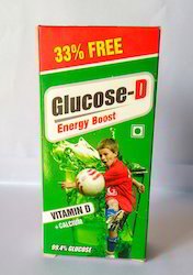 Glucose-D Energy Boost