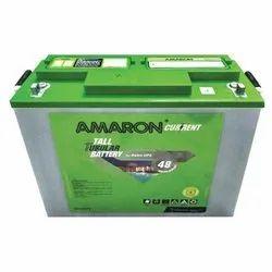 Amaron Current Tall Tubular Batteries, Warranty: 48 Months, Capacity: 150 AH