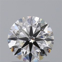 CVD Diamond 1.43ct I  VVS2 Round Brilliant Cut IGI Certified Stone