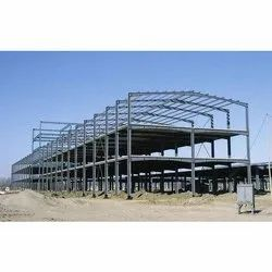 Prefabricated Industrial Building Structure
