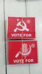 Square Board Voter ID Card