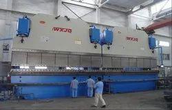 CNC Power Press Sheet Cutting Job Work