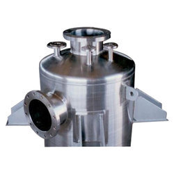 Stainless Steel SS Reaction Vessel, Capacity: 500-1000 L