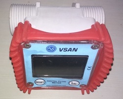 VSAN-Battery Operated Flow Meter