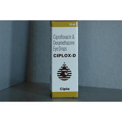 Ciplox-D Eye Drop