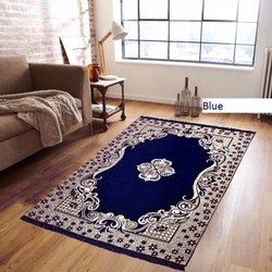 Royal Blue Cotton Carpet