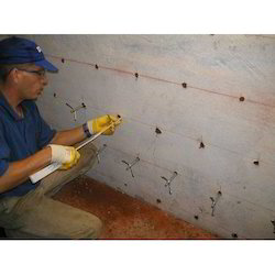 Injection Grouting Waterproofing Services