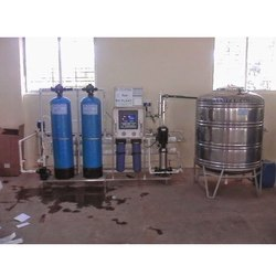 4500 LPH Industrial RO Plant