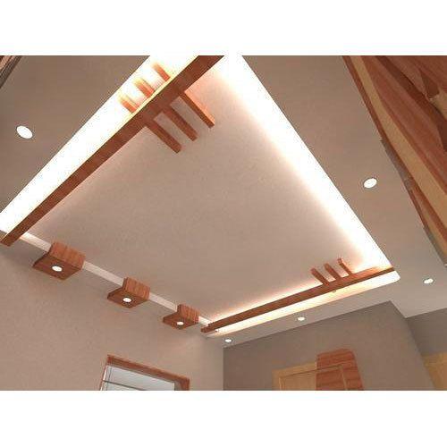 Decorative Gypsum False Ceiling At Rs 60 /square Feet