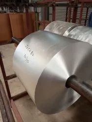Aluminum Jumbo Home Foil, For Food Packaging, Packaging Type: Roll