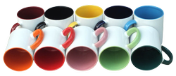 Inside Color Mug - 3 Tone