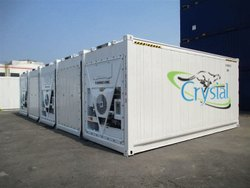 20 Feet Used Refrigerated Container