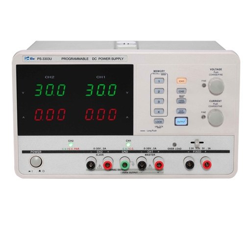 Programmable Linear Dc Power Supply