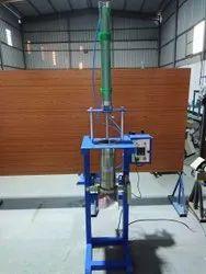 Pneumatic Chapati Ball Making Machine