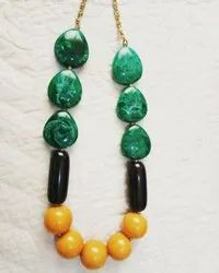 Chemical Material Product Imitation Necklace Set