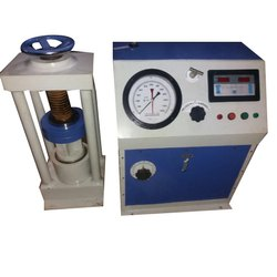 CTM 100 Ton Four Pillar Model With Digital And Pressure Gauge
