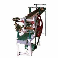 Semi Automatic Chowmein Machine
