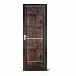 Polished Sintex Door, Brown
