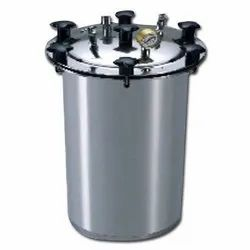 Autoclave (Double Drum, Double Chamber)