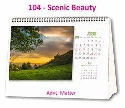 Table Calendar 104